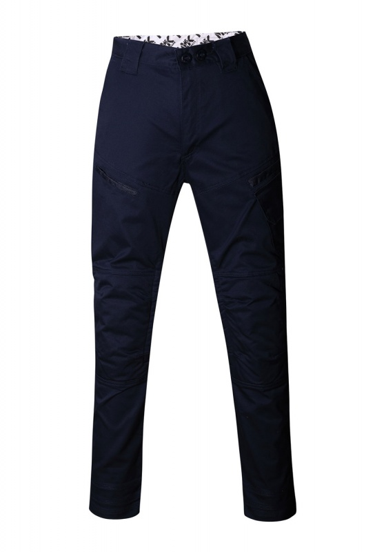 Cut-To-Fit Straight Leg Cargo Trouser