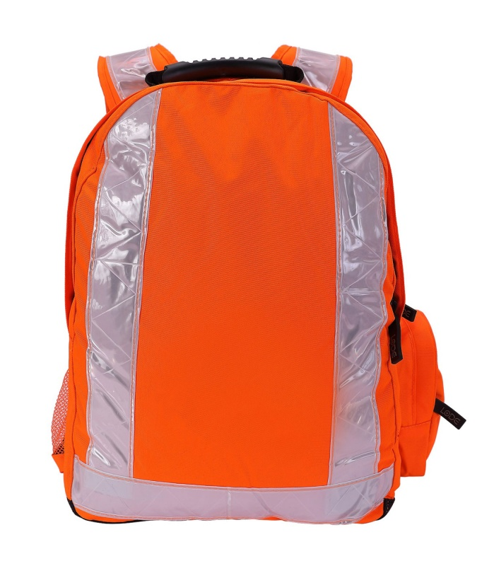 Hi-Vis Orange Rucksack (Network Rail Approved)