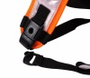 Hi-Vis Orange Rip-Clip Rucksack - Hard Base