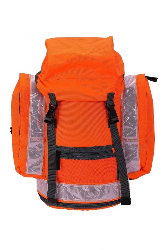 Hi-Vis Orange Field Backpack - Code OTS-04