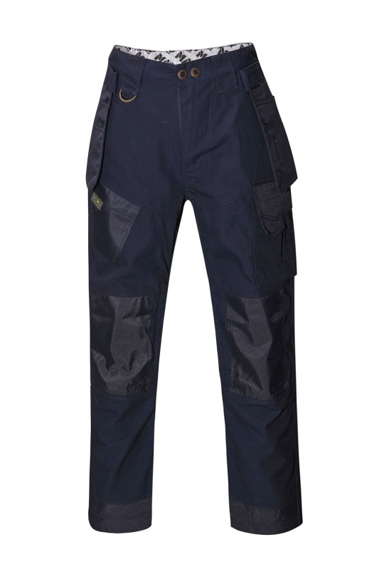 Cut-To-Fit Rip-Stop Tradesman Trouser